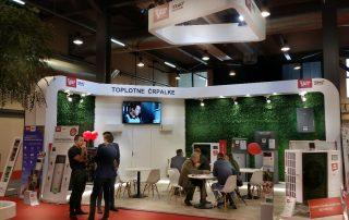 TermoPlus at the 50th MOS, Celje 2017