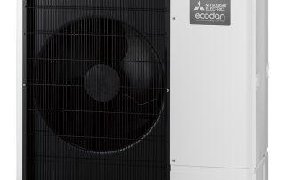 Mitsubishi Ecodan Heat pump external unit