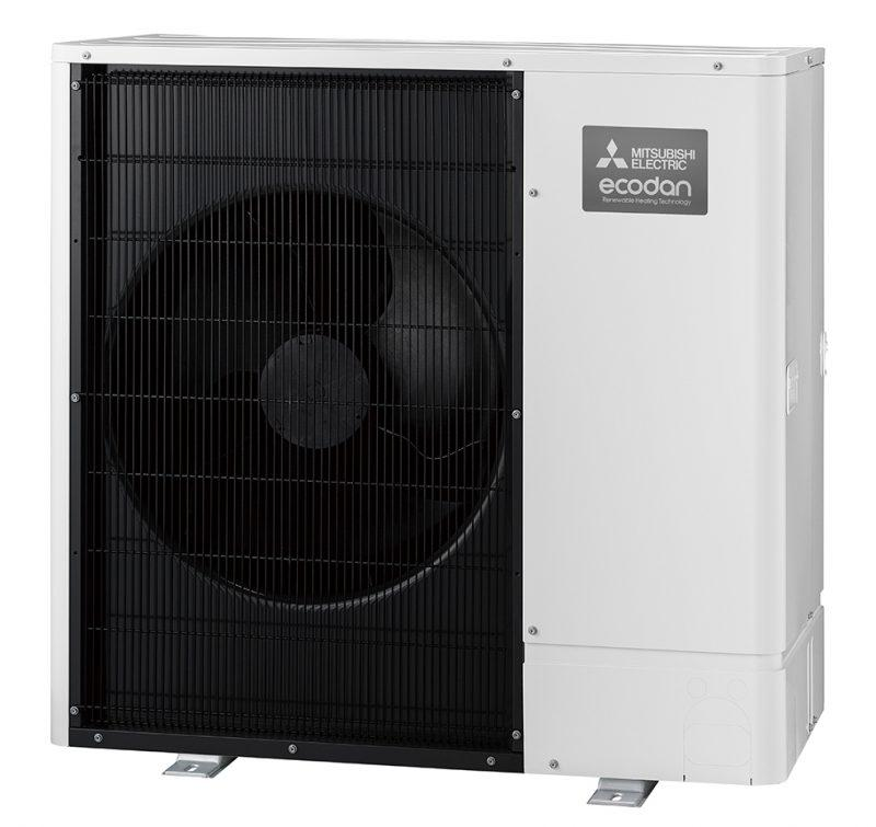 Mitsubishi Ecodan Heat pump external unit