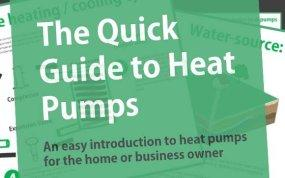 Download the Quick Guide to Heat Pumps