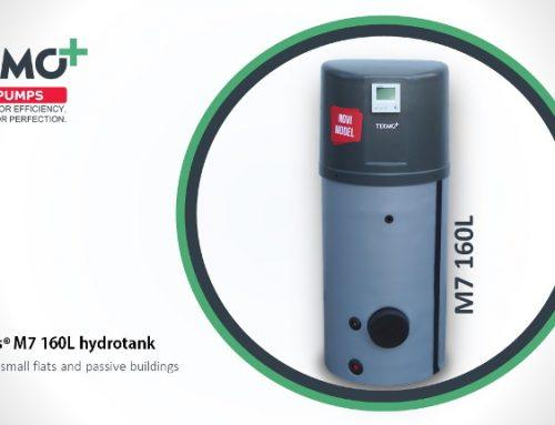 Introducing the new TermoPlus® M7 160L Hydrotank