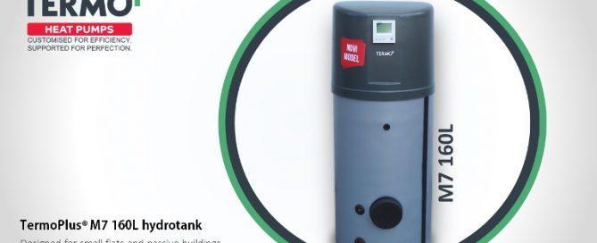 The TermoPlus Hydrotank M7 160