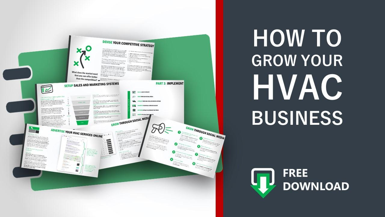 The HVAC marketing guide for contractors