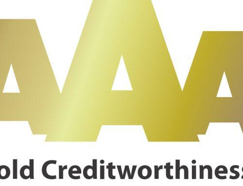 TermoPlus® receives Gold AAA credit rating