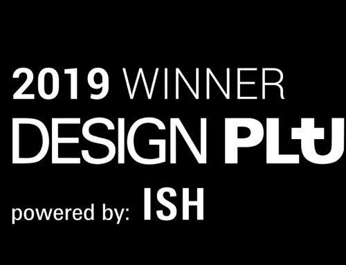 New air-source heat pumps by TermoPlus win ISH Design Plus award.
