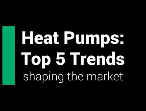 Top 5 heat pump trends that are shaping the heat pump market