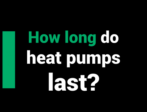 What is the life expectancy of heat pumps?